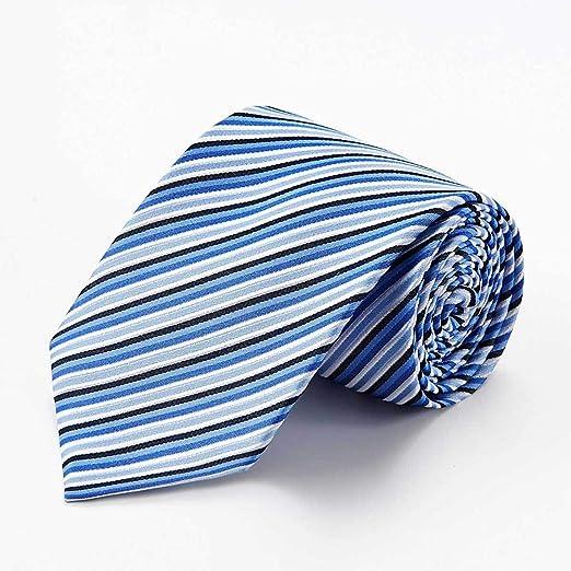 YXCM Corbatas de Seda para Hombres Ropa Formal, Informal, de ...