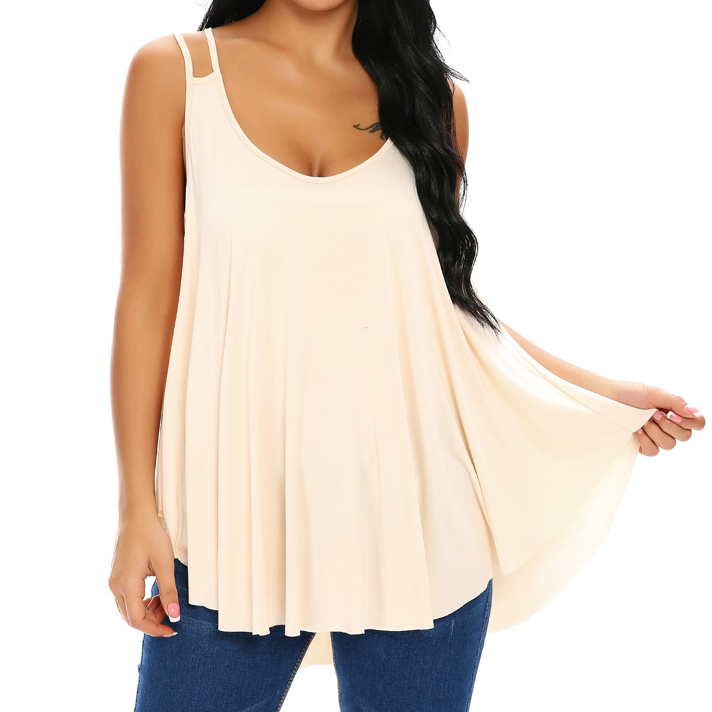 ad1183d17eac7 Top 10 wholesale Loose Cami Tops - Chinabrands.com