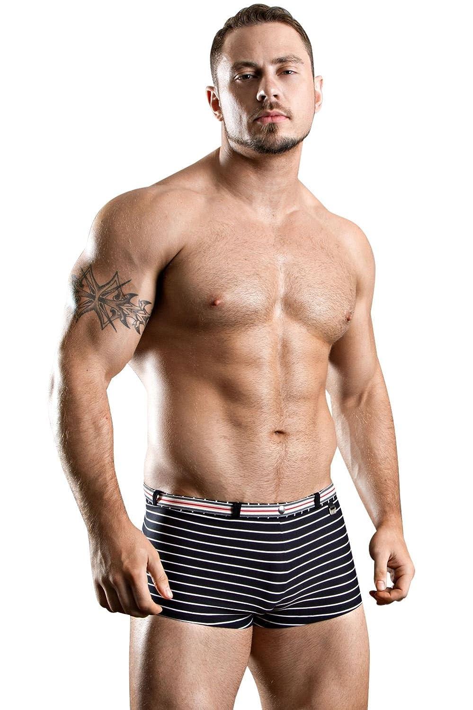 799e3679f3aa62 Hom Men's Jackpot Swim Shorts (Shorty De Bain Lycra) Boy Short:  Amazon.co.uk: Clothing