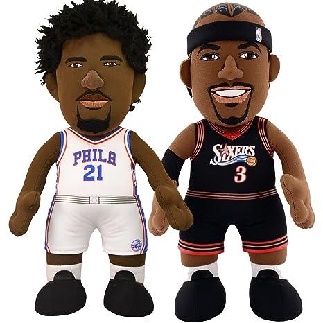 Amazon Com Philadelphia 76ers Dynamic Duo Allen Iverson