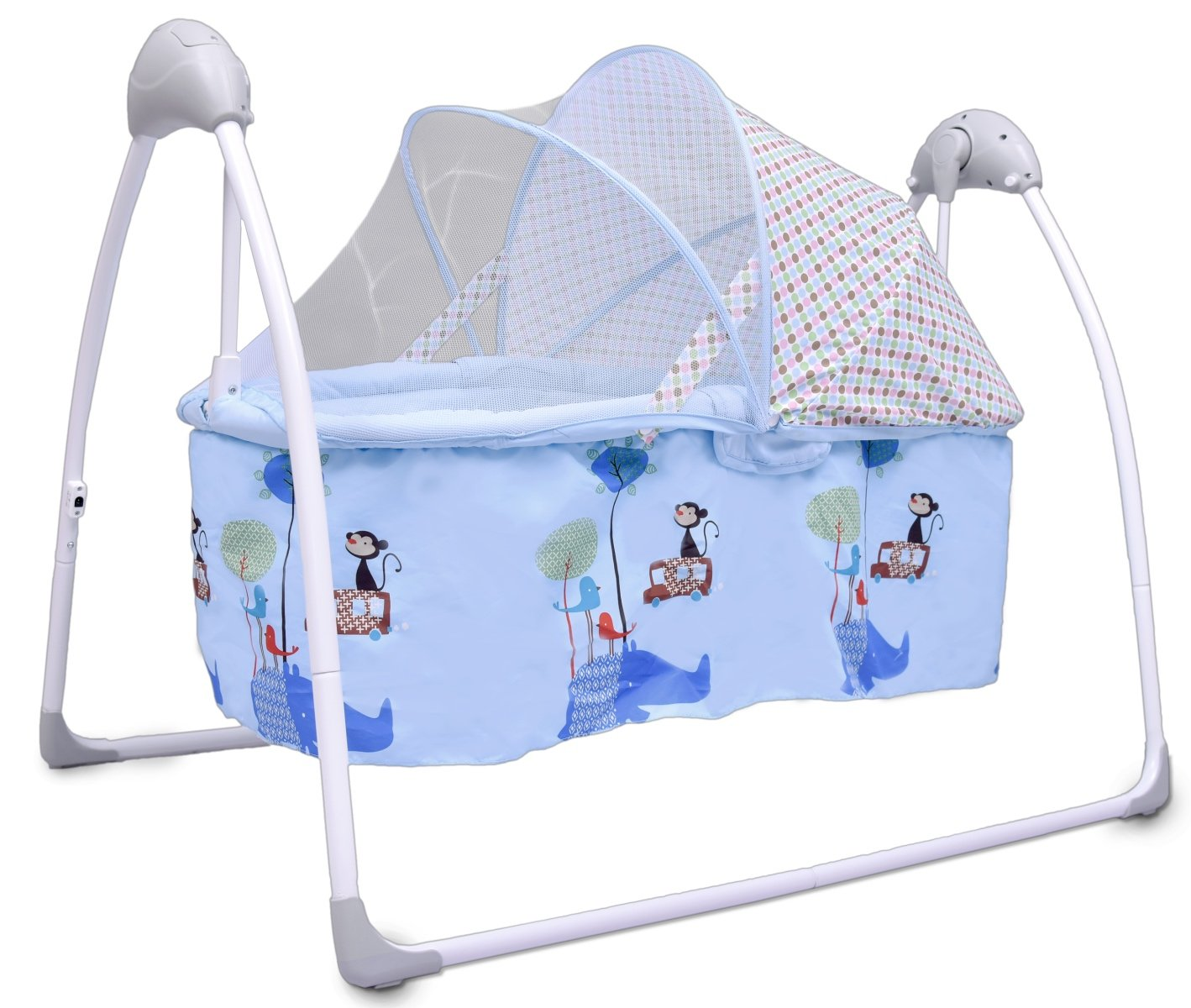 R for Rabbit Lullabies Cradle for Baby - New Born Baby Swing
