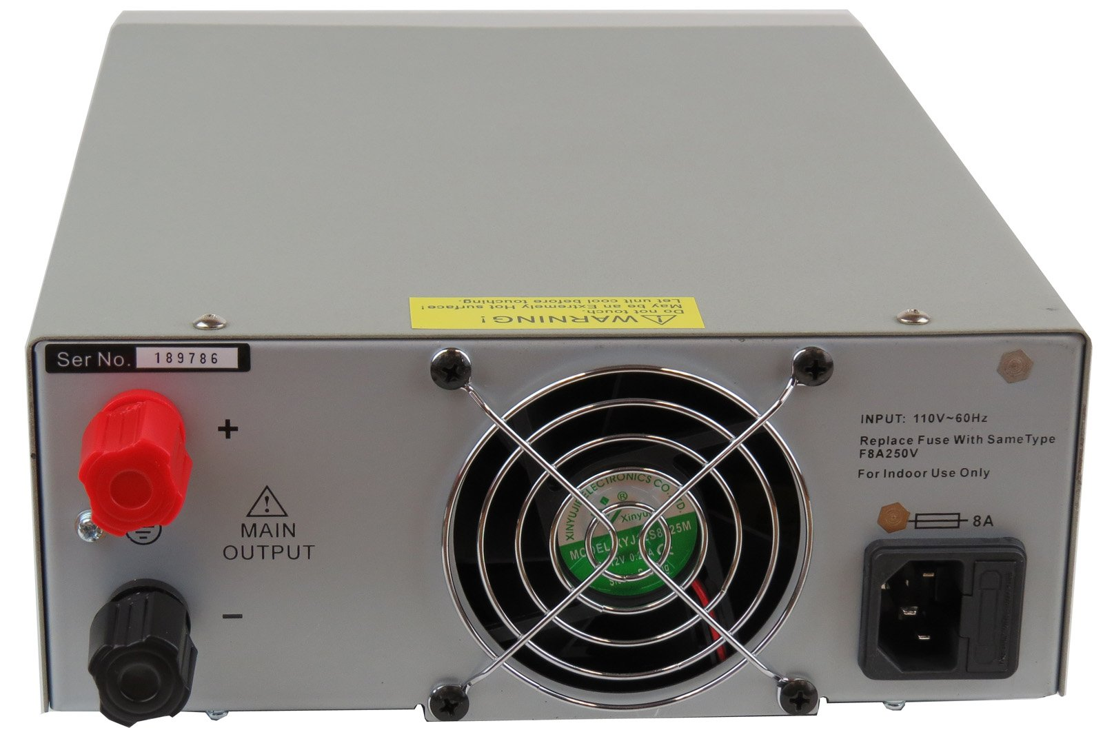 TekPower TP1540E DC Adjustable Switching Power Supply 15V 40A Digital Display by Tekpower (Image #2)