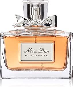 Miss Dior Eau de Parfum Spray for Women, Absolutely Blooming, 100ml