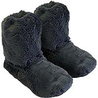 Thermo Sox - Chaussons Chauffants, en Hauteur d'une Chaussette, Supersoft