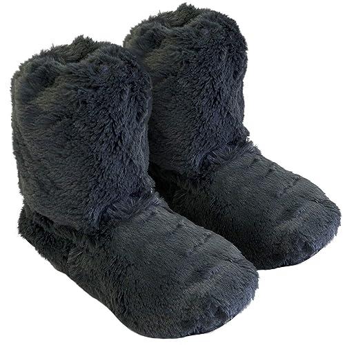 Körner-Sox - Zapatillas térmicas, calentables en microondas en el Horno: Amazon.es: Zapatos y complementos