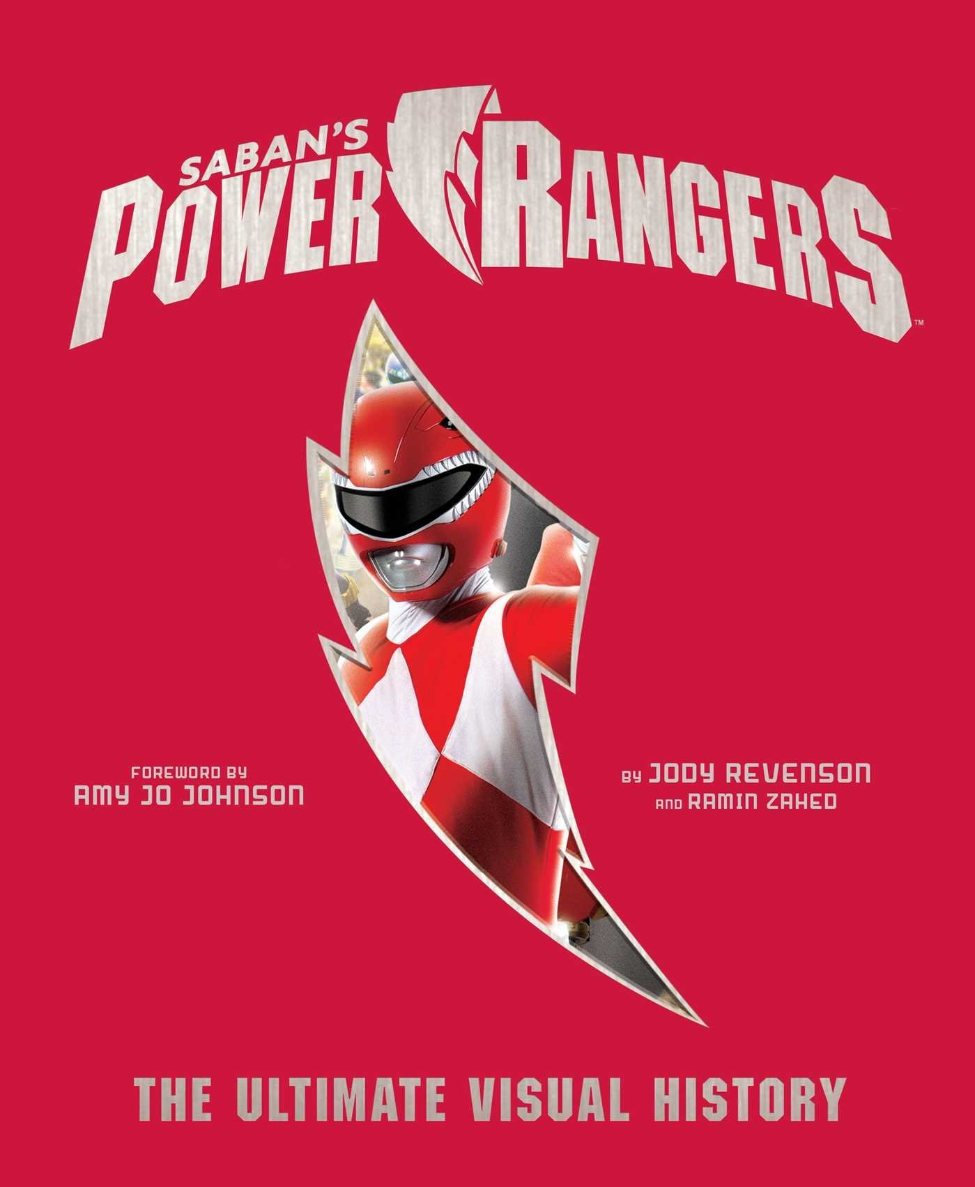 Power Rangers. The Ultimate Visual History: Amazon.es: Zahed ...