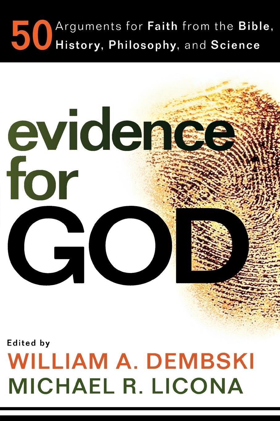 About God and faith — the argument of a student and professor 4