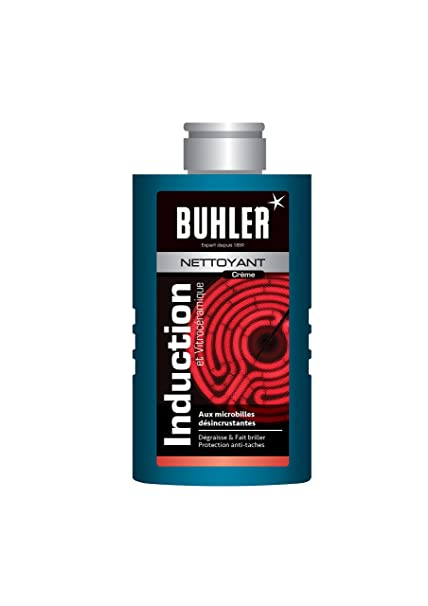 Buhler Limpieza Para vitrocerámica felcer, 375 ml, 3 ...
