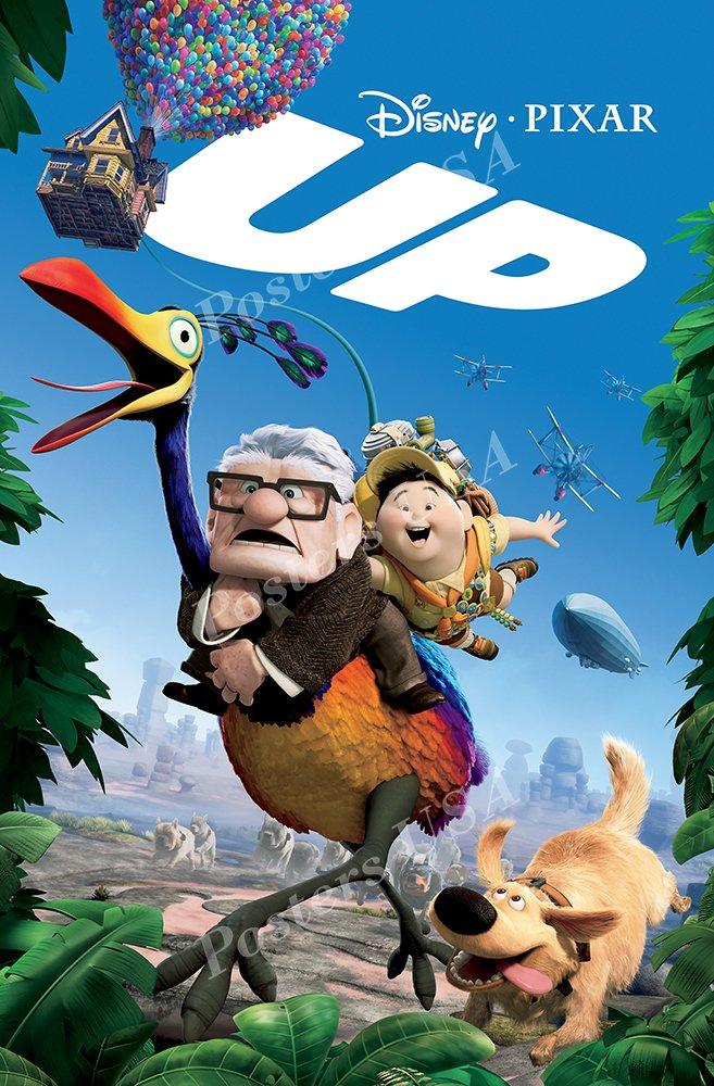"Poster USA - Disney Classics Up Poster GLOSSY FINISH - DISN171 (24"" x 36"" (61cm x 91.5cm))"
