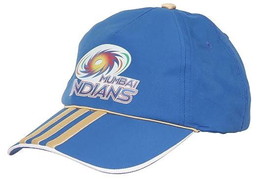 adidas mi 13 Mumbai Indios Cricket Match para Hombre Gorra Talla ...