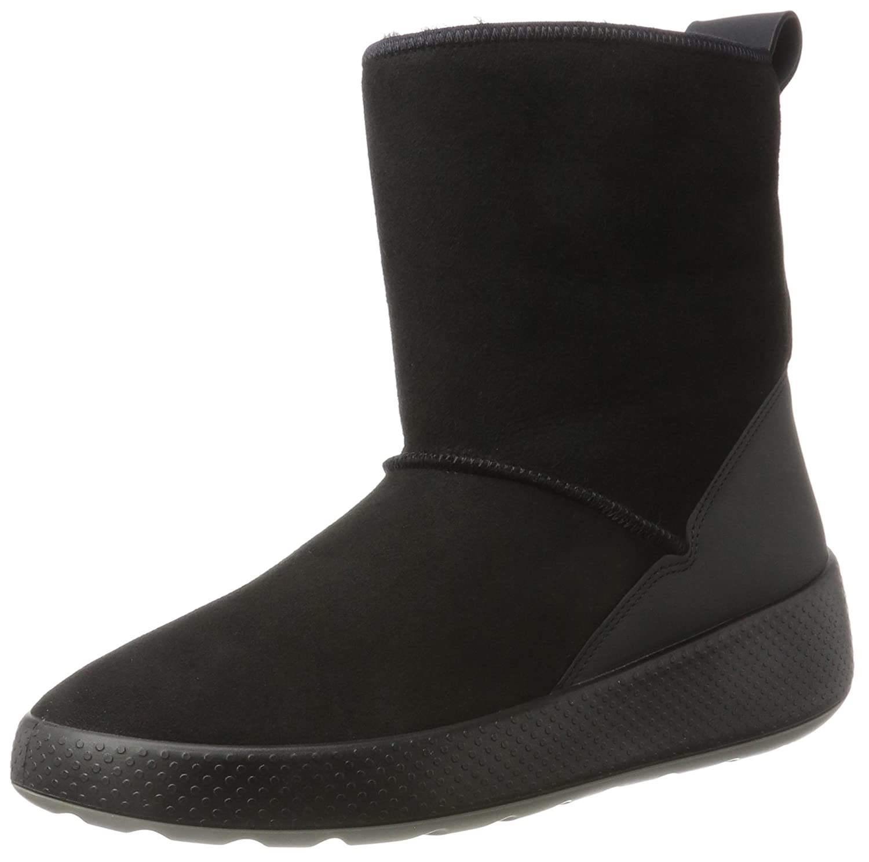 Schwarz(schwarz schwarz) ECCO Damen Ukiuk Schneestiefel