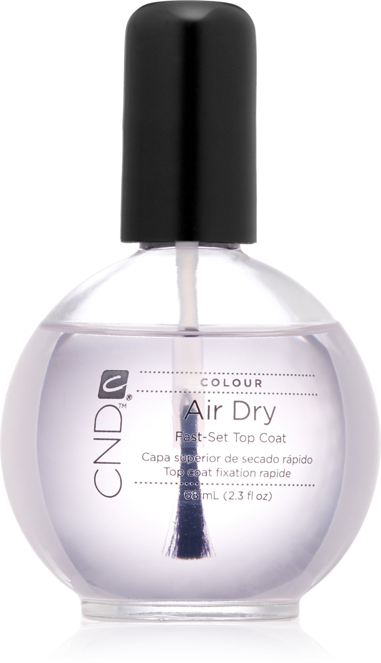 Air Dry Top Coat 2.3 oz. by CND