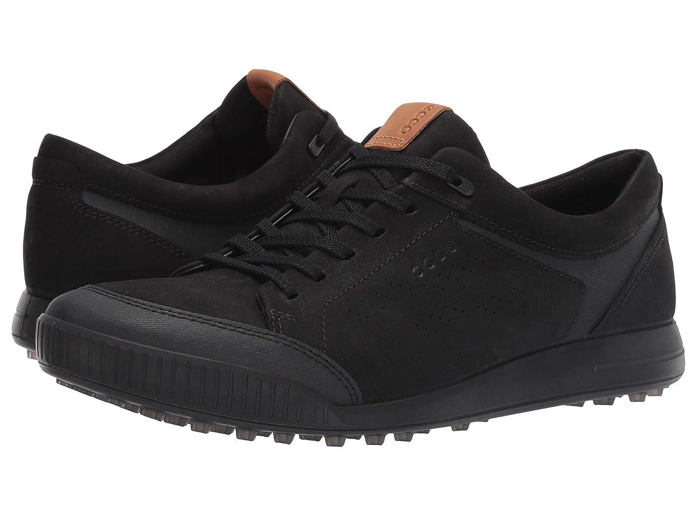 [エコー] メンズゴルフシューズ靴 Street Retro LX [並行輸入品] EU39 (US Men's 5-5.5) (24.5cm) D - Medium ブラック B07P9ZHMG1