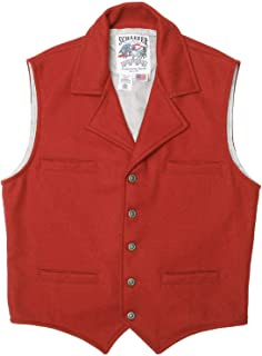 product image for Schaefer Outfitters Men's Cattle Baron Wool Blend Vest - 805 Taupe