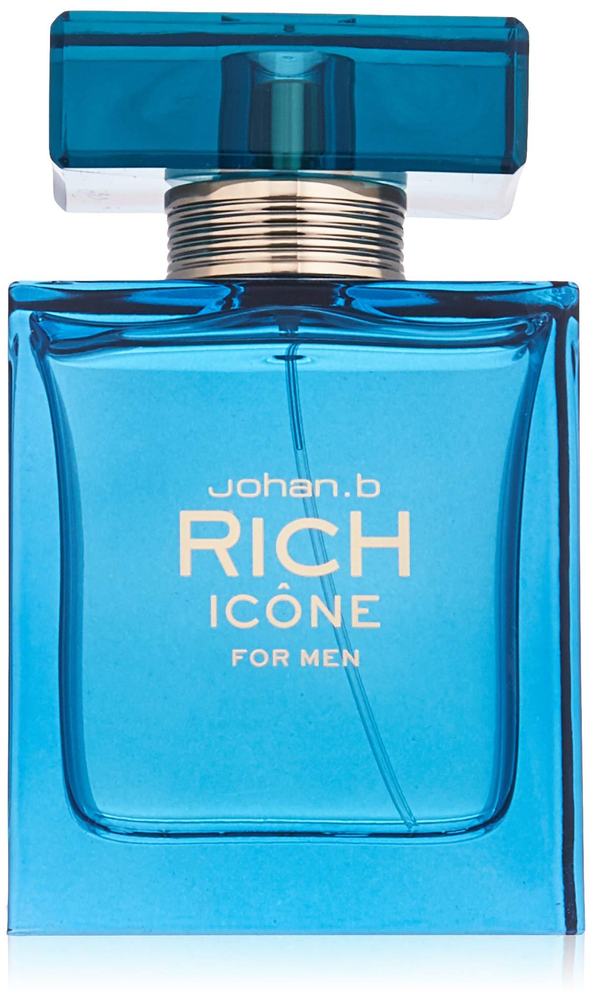 Amazoncom Johan B Rich Delice For Women Eau De Parfum Spray 28