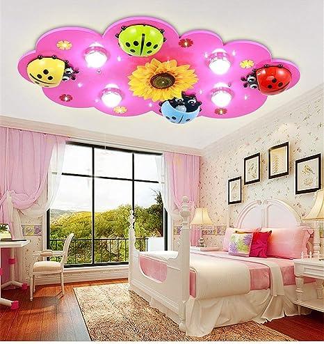 XQY Inicio Dormitorio Luz de techo, Lámpara de techo ...