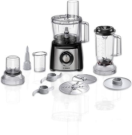 Bosch - Robot de cocina - Compacto - Color blanco/gris: Amazon.es: Electrónica