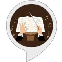 Yancey Conducting Orchestra