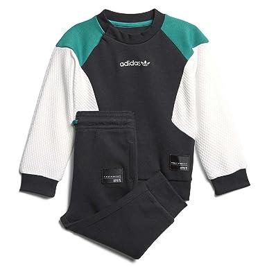 adidas Originals Kinder Sweatshirt I EQT Crew, Größe:1
