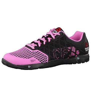 b4be846f7b33b2 Reebok Crossfit Nano 4.0 Indoor Multisport Shoes for Women Black Size  37.5  EU