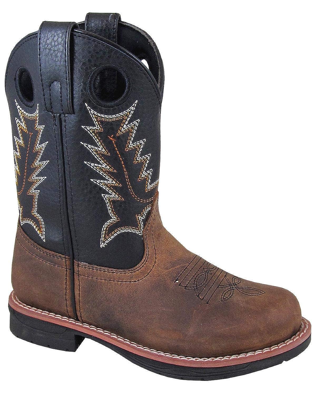 Smoky Mountain Boys Buffalo Western Boot Round Toe