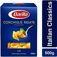Barilla Conchiglie Rigate (500g)