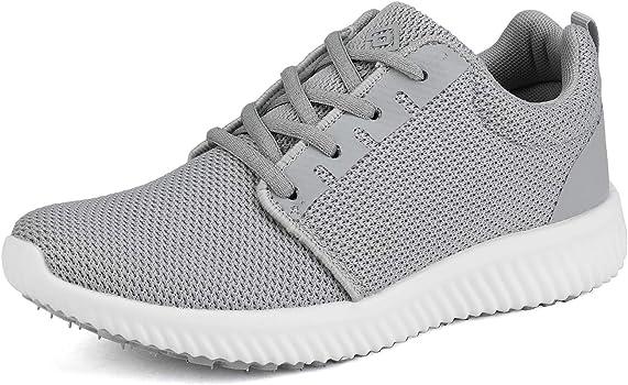 DREAM PAIRS Women's Athletic Walking Shoes Comfort Sneakers