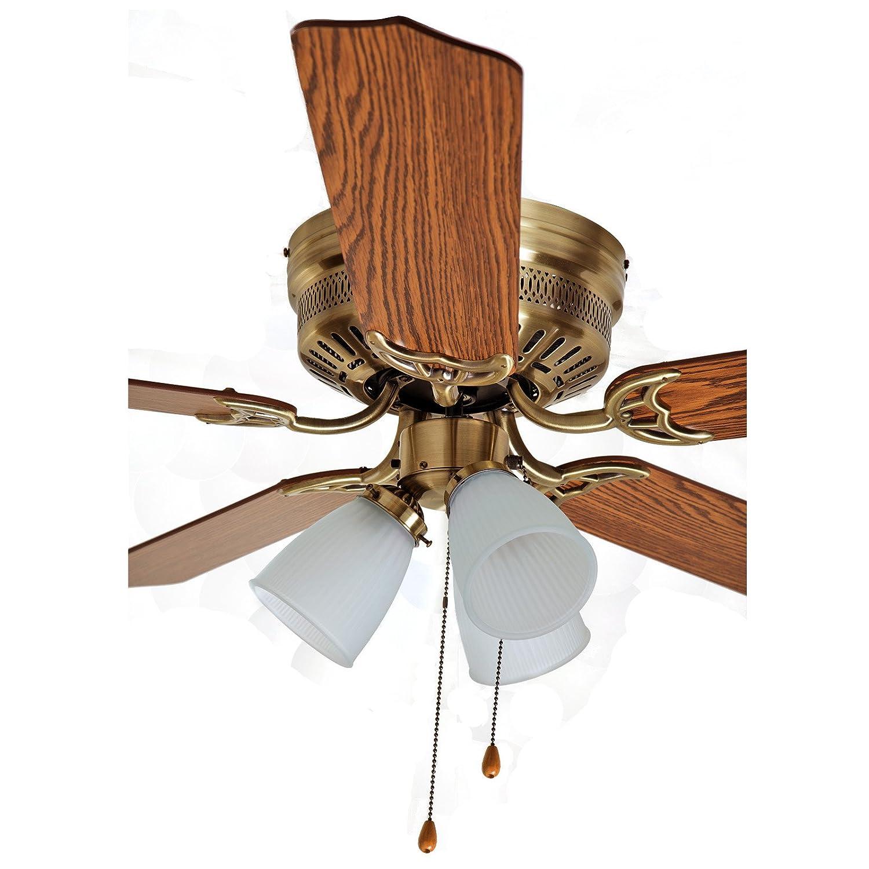 BOSTON HARBOR CF L Hugger Ceiling Fan 3 Light Amazon