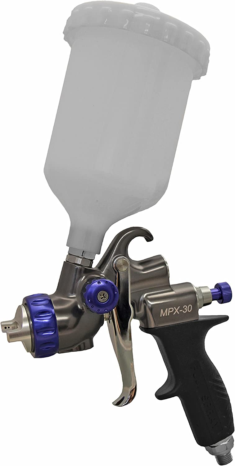 Fuji 6355G-MP-C-14K Gravity MPX-30 Reduced Pressure Spray Gun