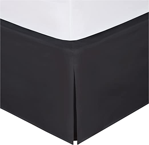 Amazon.com: Levinsohn Bed Maker's Tailored Wrap Around Bedskirt