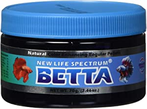 New Life Spectrum Betta 70g Fish Food