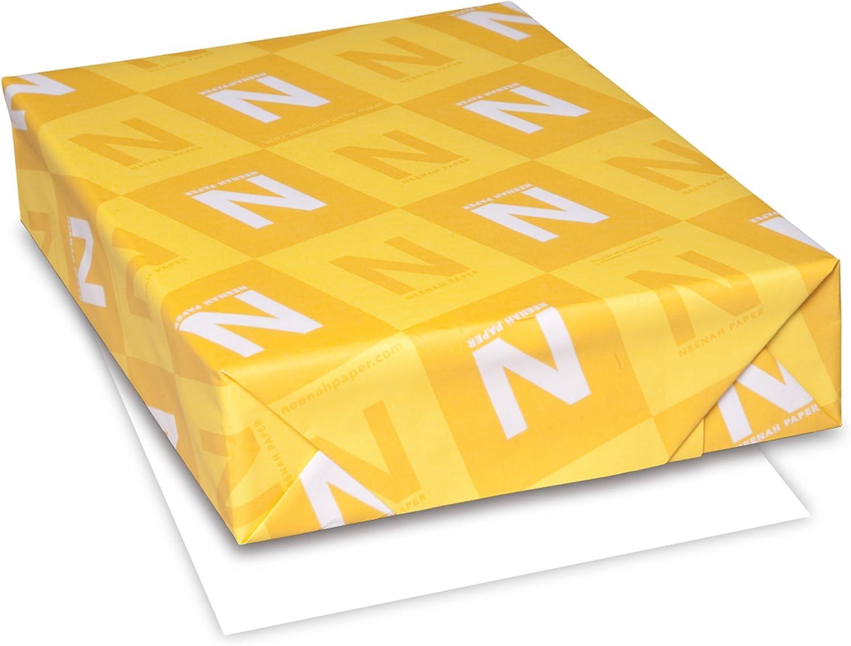 "Classic Crest Premium Paper, 8.5"" x 11"", 24 lb, Solar White, 500 Sheets (04631)"