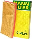 Mann-Filter C 3483/1 Air Filter