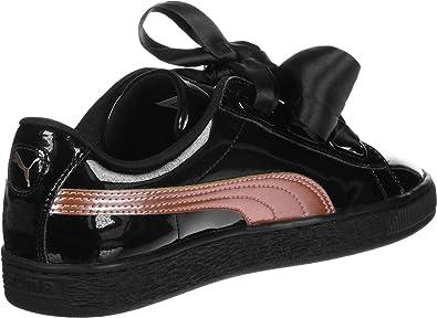 5363c5ab12b Puma Women s Trainers Black Schwarz kupfer  Amazon.co.uk  Shoes   Bags
