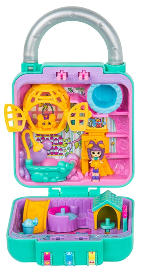 9439b0dcc4c Amazon.com  Shopkins Lil  Secrets Secret Lock - Pretty Paws Pet Salon  Toys    Games