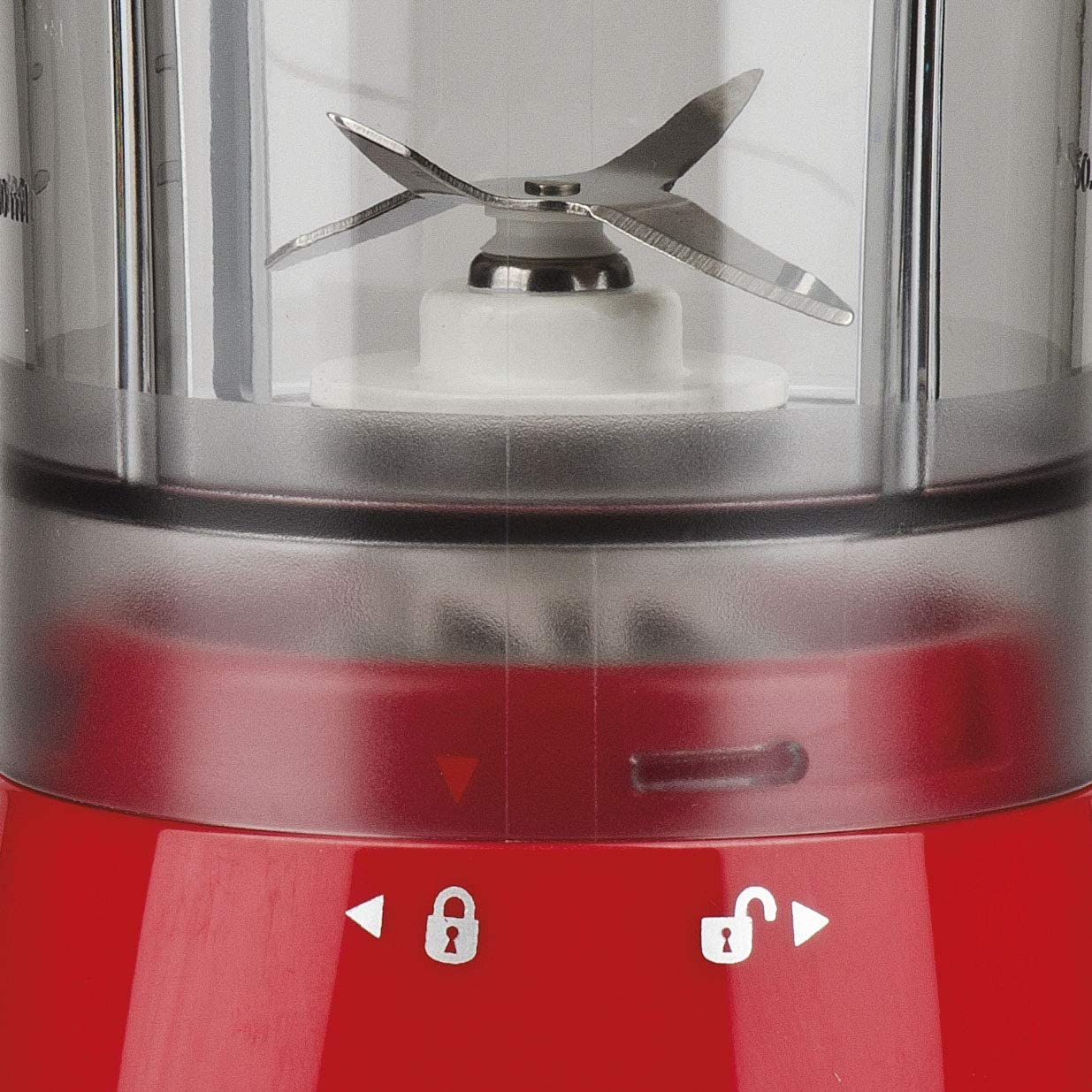 Girmi FR02 Batidora de vaso 0.6L 350W Rojo - Licuadora (Batidora ...