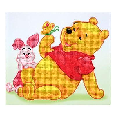 CAMELOT Fabrics Diamond Dotz : Disney Collection Pooh: Toys & Games