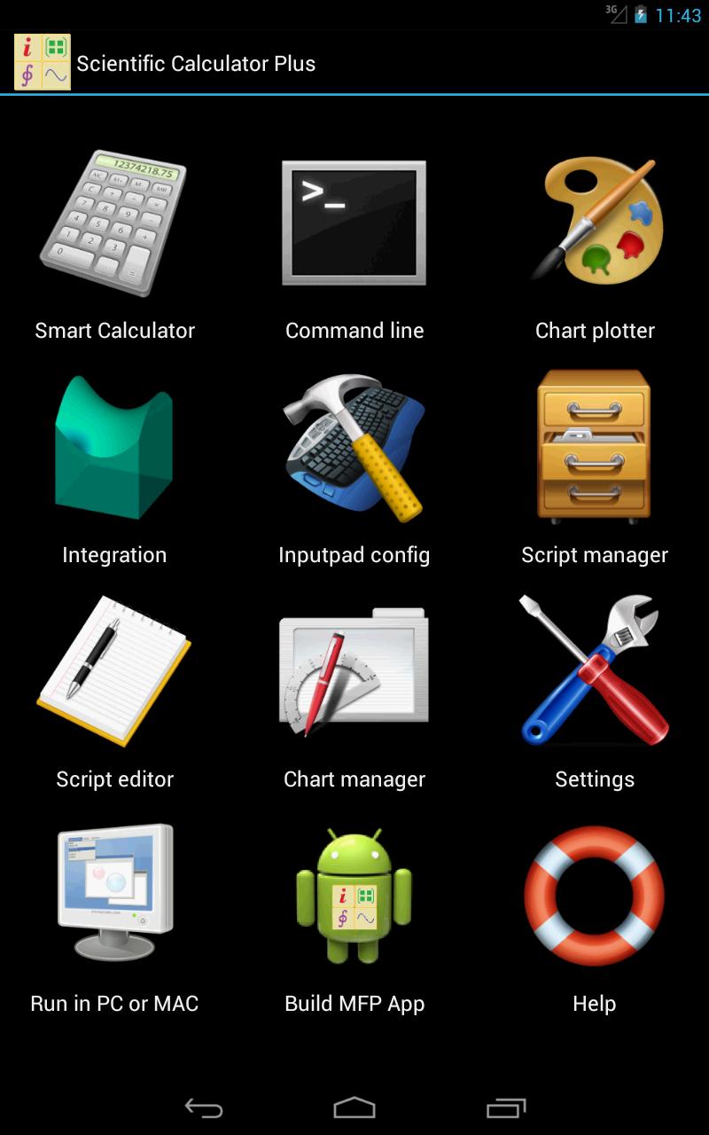 Scientific Calculator Plus: Amazon.es: Appstore para Android