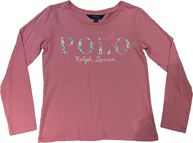 POLO RALPH LAUREN - L POLO GRAPH TOPS KNIT - CAMISETA MANGA LARGA ...