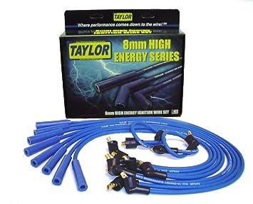 Amazon.com: Taylor Cable 64652 paquete de cables Hi-Energy ...