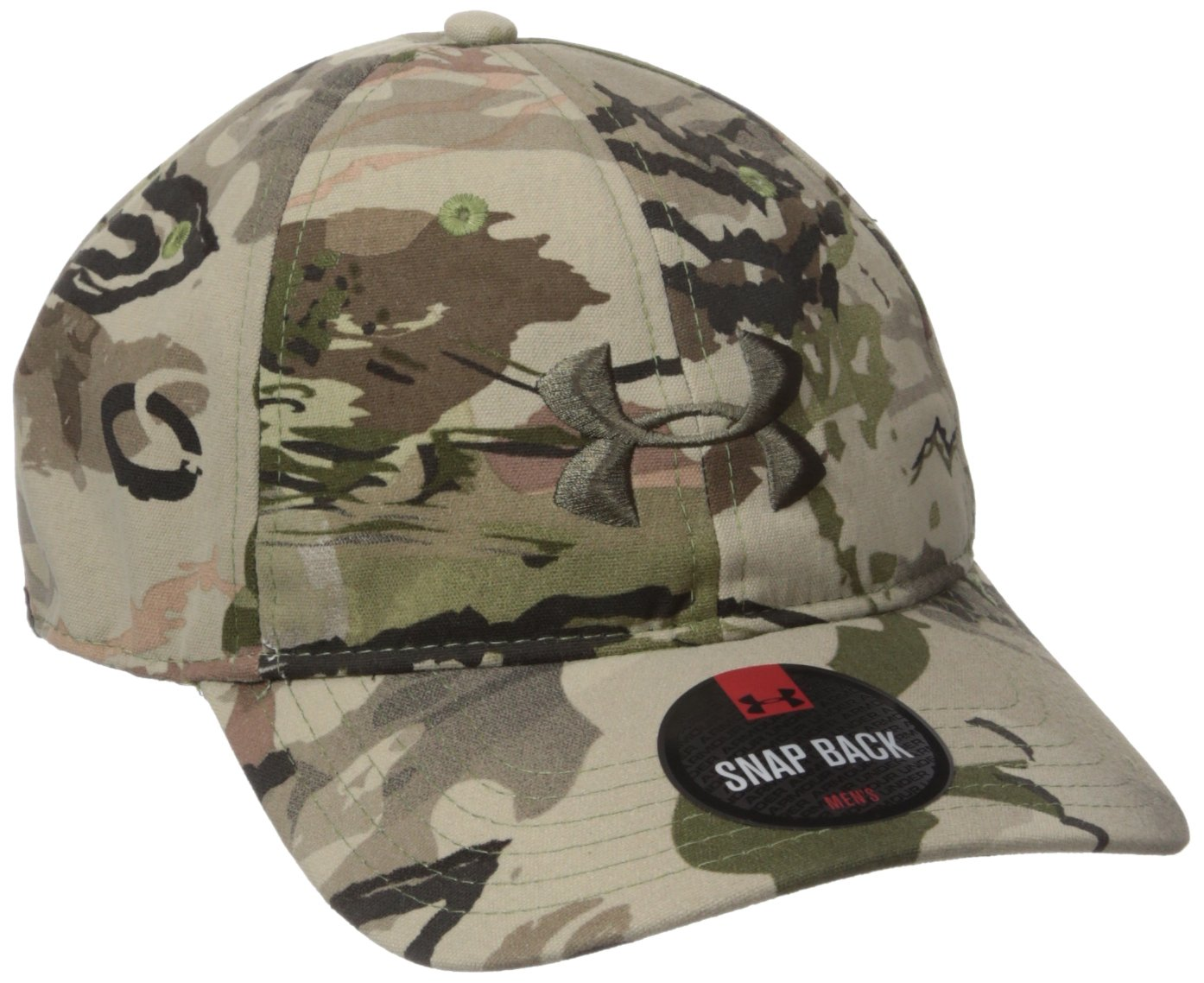 a4b014c65b0 Amazon.com  Under Armour Men s Camo Cap