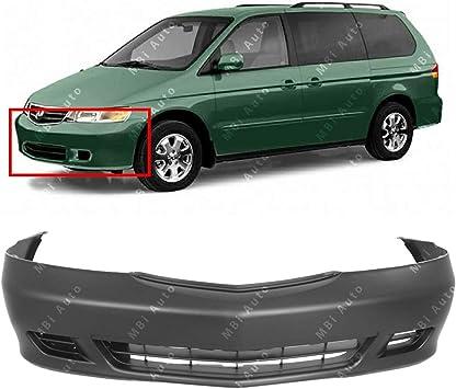 NEW Primered Front Bumper Cover Fascia for 2005 2006 2007 Honda Odyssey Van