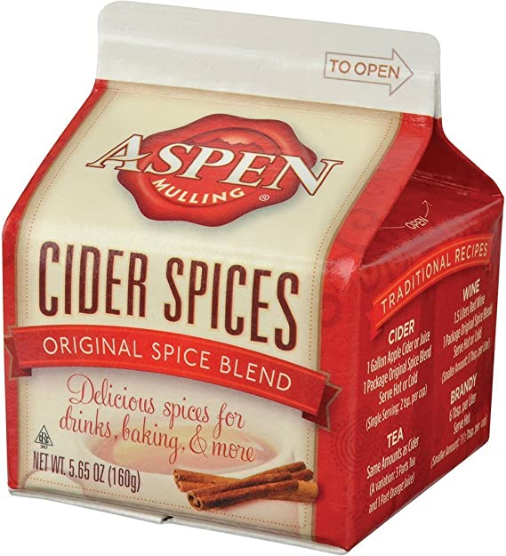 Aspen Mulling Cider Spices