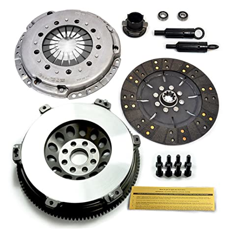 sachs-eft HD Kit de embrague + 14.4lbs volante BMW 323i 325i 325is 328i