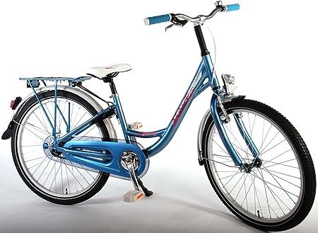 Aluminio Volare Ashley Bicicleta niña 24 Pulgadas 8 9 10 Años con ...