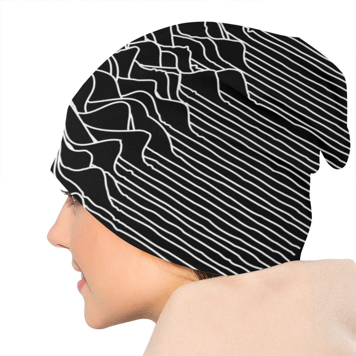 colore Nero JulieGLee Joy Division Cappello unisex lavorato a maglia