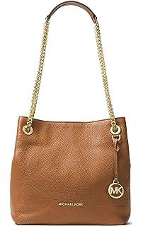 245ba6f20 Amazon.com: Michael Michael Kors Mercer Medium Leather Shoulder Bag ...