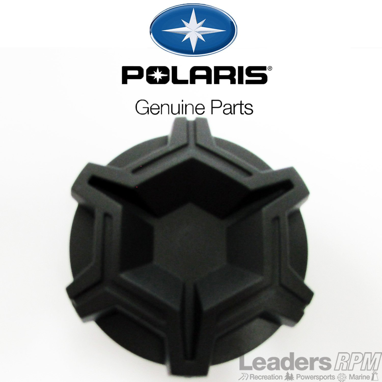 Polaris Slingshot New OEM Black Non-Vented Fuel Cap, 2521278