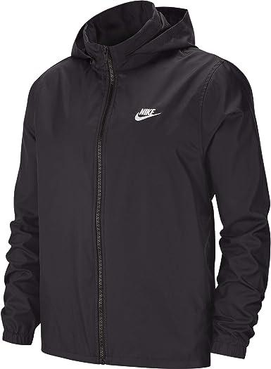 Nike Men's Sportswear Hooded Windbreaker Jacket