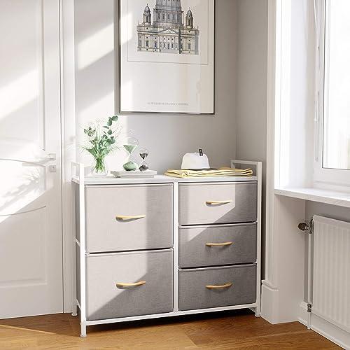 Cheap Cubiker Dresser Storage Organizer bedroom dresser for sale